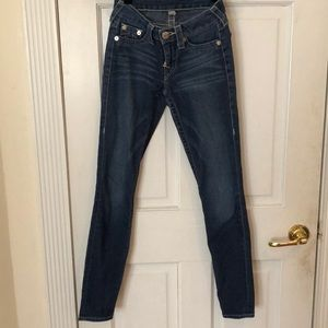 True Religion jeans (gently worn; good condition)